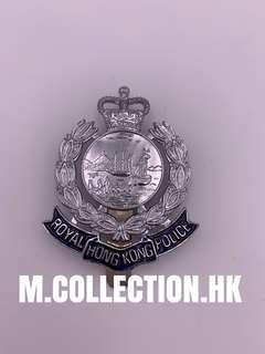 警察👮帽章