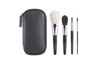 BNew Auth Shu Uemura Portable Make Up Brush With Case