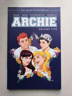Archie Comics Volume 5
