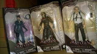 Batman Arkham Knight Set