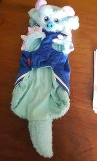 Sully Monsters Inc costume