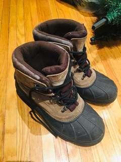 Winter sorel boots