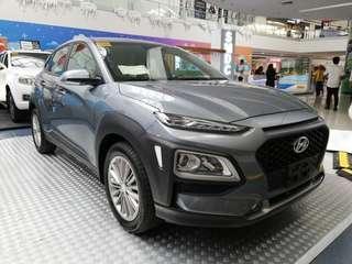 Hyundai kona 58k
