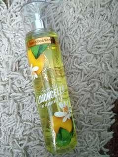 bbw sparkling limoncello