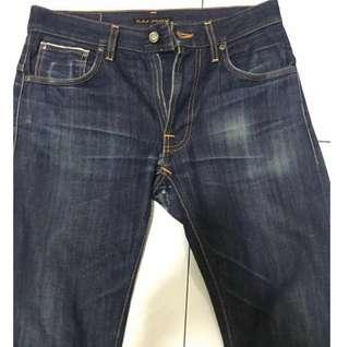 Nudie jeans tape ted selvedge