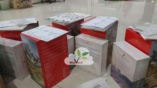 Young living bonus sticker, free ongkir dkk