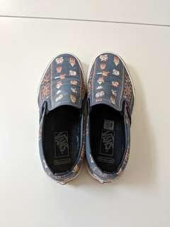 Nintendo x Vans Shoes (Zelda design)