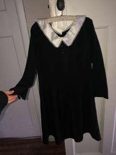 Dangerfield Wednesday Adams dress
