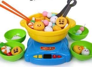 家庭遊戲-火鍋大樂鬥