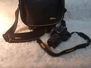 Nikon D5200 with 18-200mm Sigma Lens RUSSHH!!