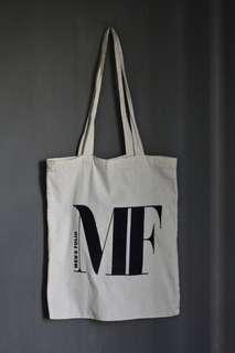 Men's Fashion Magazine Tote
