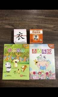 P1 chinese reader & cards