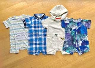 Brand new romper Baby Boy Clothes
