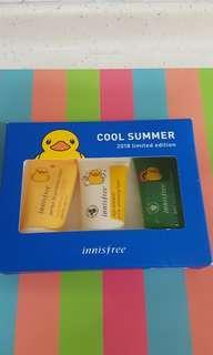 Innisfree Cool Summer Gift Set