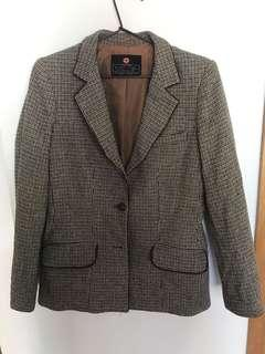 VINTAGE! Tweed Jacket