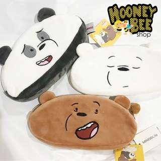 Original Miniso - Kotak Pensil We Bare Bears Pencil Case WBB