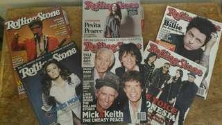 Majalah Rolling Stone Indonesia edisi 2013