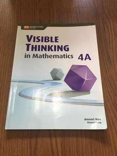 Visible Thinking in Math 4A