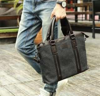 發財包款 業務小哥必備款 手提側背包