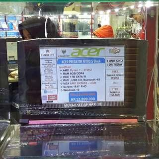 Kredit Acer Predator Nitro 5 All type Laptop Bandung