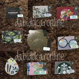Starbucks US Cards