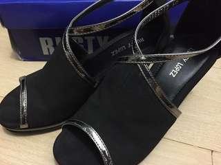 Rusty Lopez Black Chic shoes