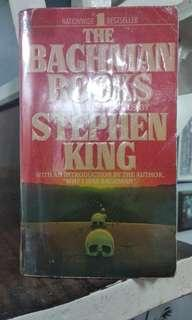 The Bachman Books: Four Early Novels by Stephen King (Omnibus Edition)