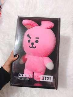 BT21 Cooky Standing Doll