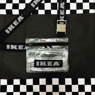 IKEA NOIR FLAT SLING