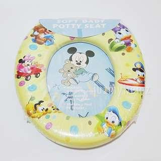 Children Toddler Kids Training Potty Seat - Baby Minnie Mickey Without Handle