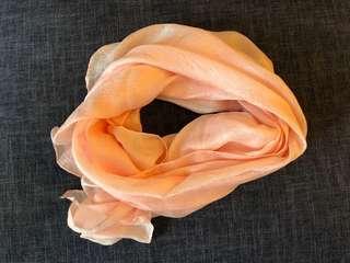 粉紅色 披肩 頸巾 圍巾 晚宴 Annual Dinner Ball 配襯晚裝