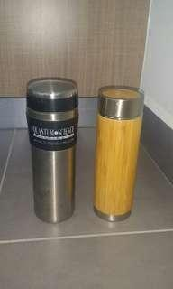 2 Thermos / Flask / Flask Air Panas