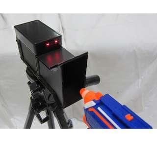 For Nerf - Chronograph / Velocity Meter Measuring Shooting Speed - Modded
