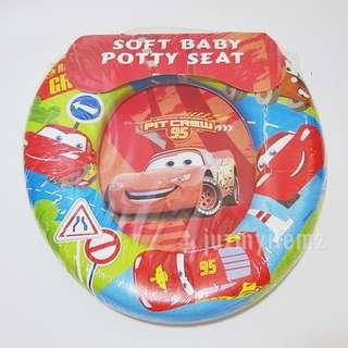Children Toddler Kids Training Potty Seat - Cars without handle