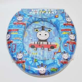 Children Toddler Kids Training Potty Seat - Thomas Train Without Handle