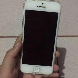 Iphone 5 16gb (lupa iCloud)