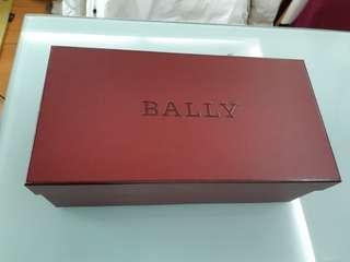 Bally shoes box