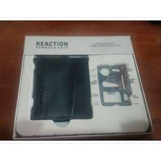 Kenneth Cole Slimfold Wallet with Credit Card Multi Tool Set