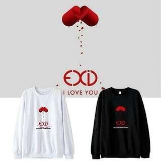 EXID 'I LOVE YOU' PULLOVER