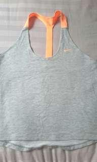 Nike gym / work out tops & bottoms