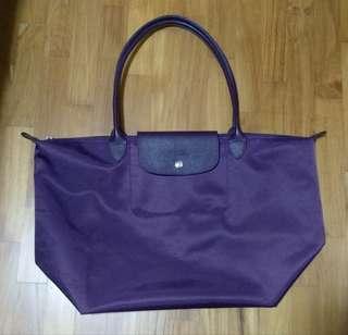 Authentic Longchamp Neo Berry Tote Bag