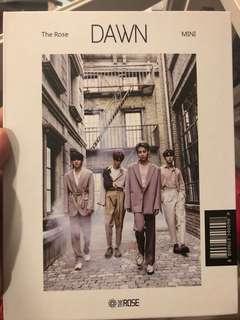 Unsealed/No Pc THE ROSE DAWN ALBUM