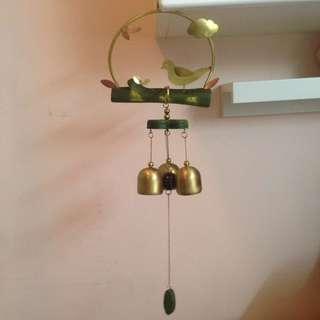 聖誕抽獎之選 購自韓國 家居裝飾 風鈴 可掛起 亦有磁石貼