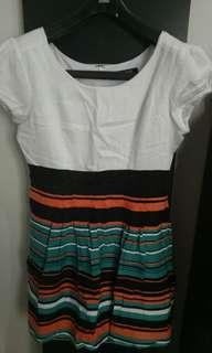 Dress casual Ukuran L
