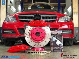Brembo 4pot OE for Mercedes and All makes