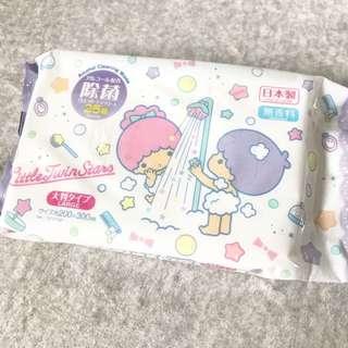 Little twin stars wet tissue (Made in japan)