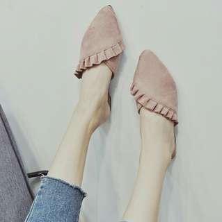Pink formal Sandles/Slippers