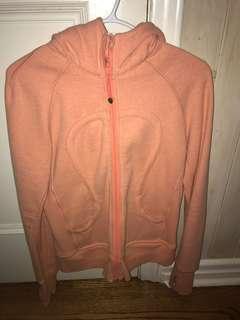 Lululemon sweater size 8 barely worn
