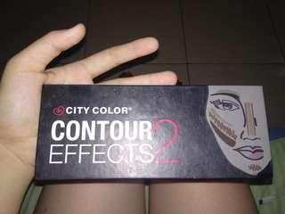 Contour effects 2 city color