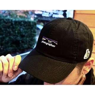 FR2 PHOTOGRAPHER EMBROIDERY PANEL CAP